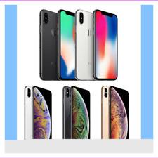 Apple iPhone X/Xs 64Gb/256Gb Unlocked Verizon Chat Mobility Clean Esn
