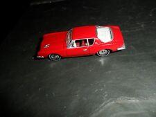 Johnny Lightning Muscle Cars USA 1963 Studebaker Avanti 1/64 Model Loose Mint