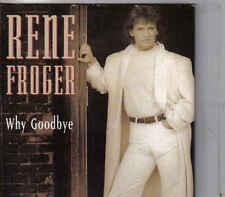 Rene Froger-Why Goodbye cd single