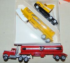 Winross -- Pequea & Denver fire co. semi trucks