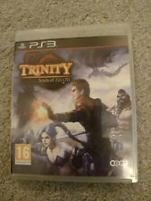 Trinity: Souls of Zill O'll - Playstation 3 - PAL - Complete