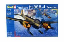 RV04672-Revell 1:72 Junkers bombardero Ju88 A-4