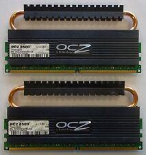 OCZ Reaper 4GB (2x2GB) PC2-8500 5-5-5 DDR2 240pin Non-ECC Memory OCZ2RPR10664GK