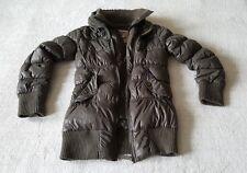 Khujo Vintage Hammer Exclusiv Schnitt Damen Winter Jacke Gr. M #4691 TOP