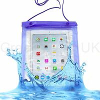 WATERPROOF CASE COVER POUCH FOR TABLET 6 7 8 10  SAMSUNG ASUS APPLE NEXUS KOBO