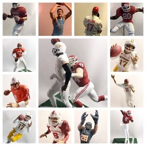CUSTOM MCFARLANE FIGURES NFL/ MLB /NBA/COLLEGE Players Your Choice