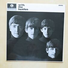 THE BEATLES With The Beatles UK vinyl LP Y&B small stereo GOTTA sleeve Nr Mint