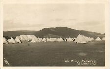 More details for pembrey near burry port. the camp 1915 by w.s.tucker.