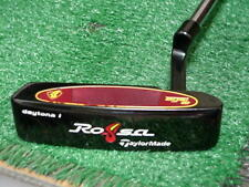 Nice Taylor Made Black Rossa Daytona 1 Agsi Putter 34 inch