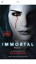 The Immortal Rules by Julie Kagawa (2012, Hardcover)