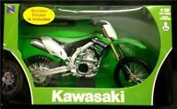 New Ray 1:12 Kawasaki KXF 450 Die Cast Toy Model 2012 Motocross Green