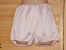 """Nix 1-lovely soft satin soyeux courtes bouffantes/culotte, taille 40"""" bn"""