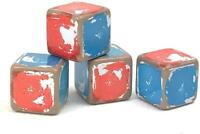 Star Wars Galaxy's Edge Exclusive Chance Cubes Sabaac Dice Red Blue