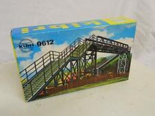 Kibri HO Plastic Model Kit Passenger Foot Bridge Box 9612