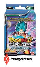 ♦Dragon Ball Super Card Game♦ Deck de Démarrage : The Awakening - VF/SD1