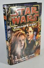 Star Wars Survivor's Quest by Timothy Zahn Hardcover 1st Edition 1st Printing