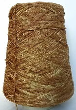 CAFE Variegated Rayon Chenille Cone Yarn Weaving Knitting 2000 ypp 1 lb
