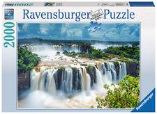 Ravensburger 16607 - Puzzle Wasserfälle Von Iguazu Brasilien