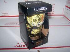 Guinness Official Merchandise Men's Sleep Short (S) With Pint Glass - NEW