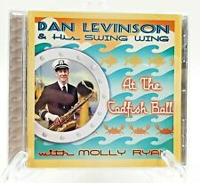 Dan Levinson & His Swing Wing At The Codfish Ball CD 2008 Loup-Garous Production