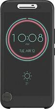 HTC® 10™ Ice View™ Case | Genuine & Official Case | Black Colour |