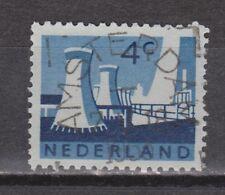 NVPH Netherlands Nederland 792 TOP CANCEL AMSTERDAM Landschapszegel 1962-1963