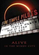 A2 BRAND NEW SEALED Alive in the Windy City by Stone Temple Pilots (DVD, 2012)