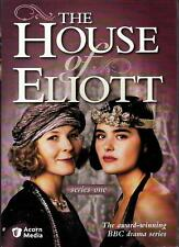 THE HOUSE OF ELIOTT Series One - MINT NEW SEALED DVDS!!