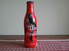 1 Bouteille de Coca Cola  David GUETTA - 25cl -  Collection 2012 - Neuve