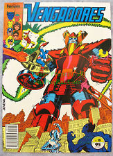 Los Vengadores #18 Spanish Avengers #198 with Red Ronan VHTF X-CELLENT Copy