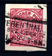 NORTH GERMAN CONFEDERATION - CONFEDERAZIONE TEDESCA DEL NORD - 1868 - Francoboll