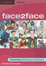 face2face Elementary Whiteboard Software, Cunningham, Gillie, Redston, Chris, Ve
