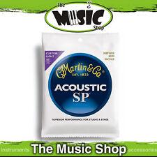 Martin SP 80/20 Bronze Acoustic Guitar Strings 11-52 Custom Light - MSP3050