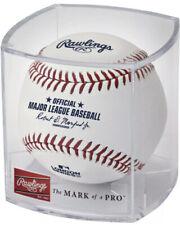 Rawlings 2020 MLB London Series Baseball Sealed in Cube - Cubs vs Cardinals