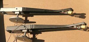 2 RCA broadcast tone arms, RCA MI-11894B Broadcast Transcription Tonearm