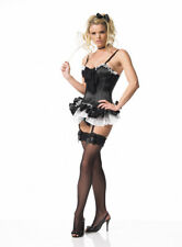 New! French Maid Corset - Large