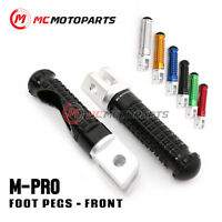 For Honda CB500 S 1996-2003 Black MPRO Front CNC Foot Pegs