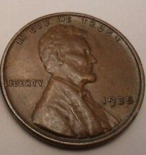 1935 P Lincoln Cent / Penny *AU - ABOUT UNCIRCULATED*  *FREE SHIPPING*