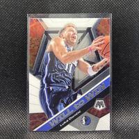 Luka Doncic Will to Win 2020 Mosaic Basketball Panini #13 Dallas Mavericks
