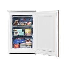 Igenix IG355W 55cm Freestanding Under Counter Freezer, 86 Litre  - White