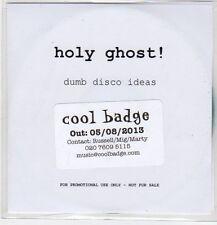 (EP869) Holy Ghost!, Dumb Disco Ideas - 2013 DJ CD