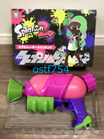 Nintendo Splatoon 2 Water Gun Splat Shooter Neon Pink SPT-831PK