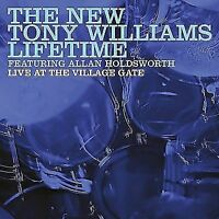 New Tony Williams Lifetime Featuring Allan Holdsworth, The - Live At T NEW CD