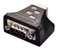 Ultra 1 puertos RS232 Adaptador Usb A Serial aislado-Brainboxes