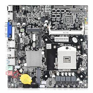 Intel Chipset Desktop Computer Motherboard Mini Mainboard Thin Digital Signature