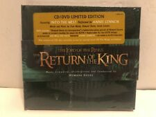 The Lord of the Rings: Return of the King Limited Edition Cd/ DVD