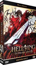★Hellsing Ultimate ★ OAVs 1 et 2 - Edition Gold - 2 DVD
