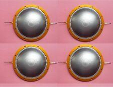 4pcs 99.2mm Diaphragm for JBL 2451H,2445H ,2450H, JBL SRX 725, JBL SRX 722 8 ohm