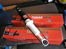 PAIR GABRIEL ULTRA FRONT STRUTS (SHOCK ABSORBERS) SUIT LANDCRUISER 200 SERIES