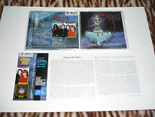 Mark Boals RING OF FIRE + 1 DREAMTOWER KOREAN CD + OBI STRIP + BOOKLET